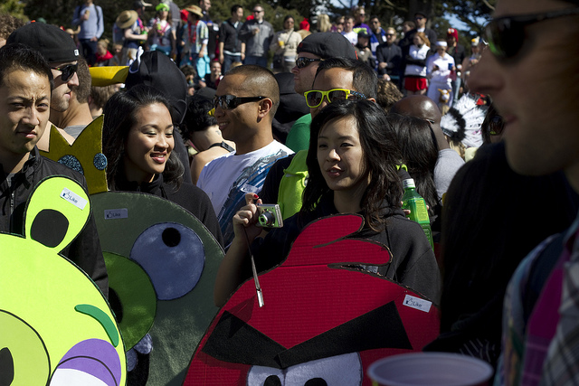 Google says Black Swan and Angry Birds are the most popular Halloween costumes this year