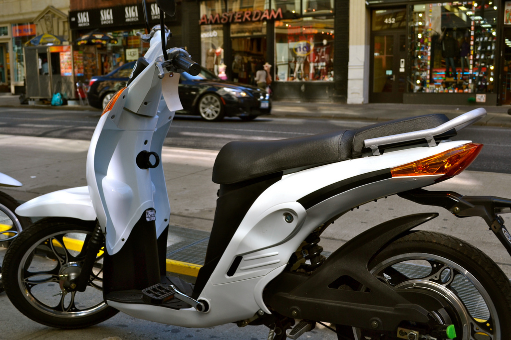 Taking a ride with FlyKly, an electric bike startup in New York City