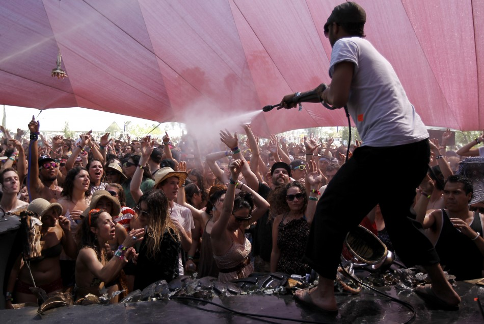 Online dance party, The Hype Machine, announces 1 million users