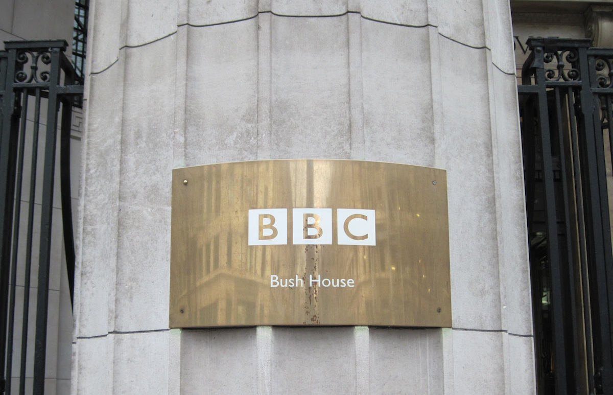 BBC to cut 2,000 jobs, that's over 11% of its workforce.