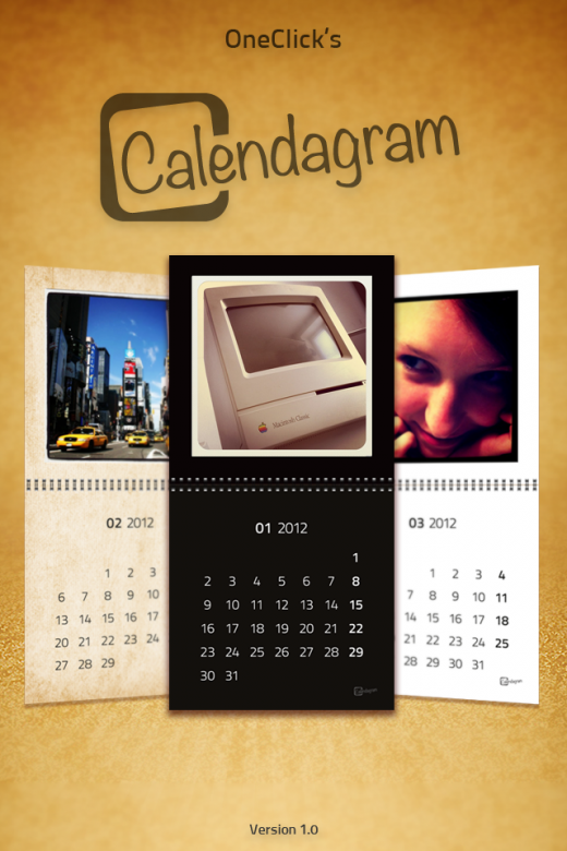 IMG 2123 520x780 Calendagram lets you create a wall calendar from your Instagram photos