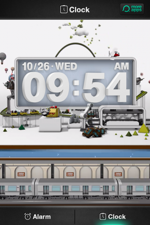 IMG 2168 520x780 Mission Alarm Clock turns waking up into a game