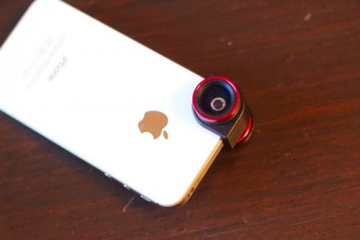 IMG 53441 520x346 If you use your iPhone for photography, you need an Olloclip lens set