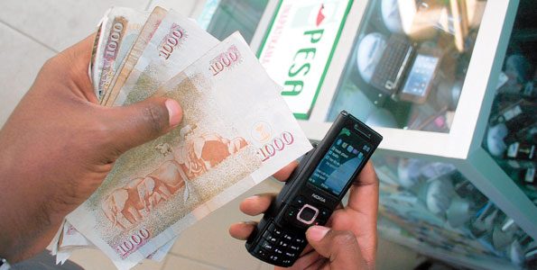 Local transactions by Kenya's mobile money service, M-Pesa exceeds Western Union's global ...