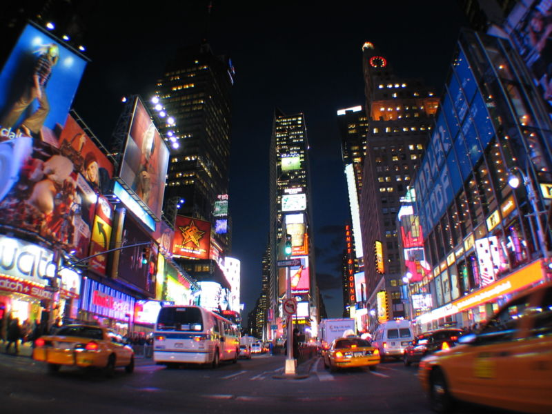 Follow Bambuser tomorrow for a 24-hour virtual tour of New York City