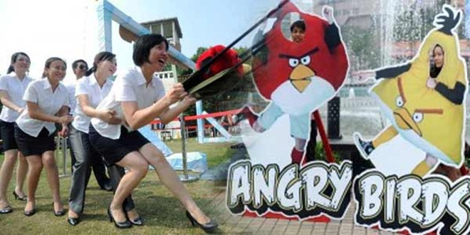 Rovio confirms its first Angry Birds Activity Park in China, plans hundreds more