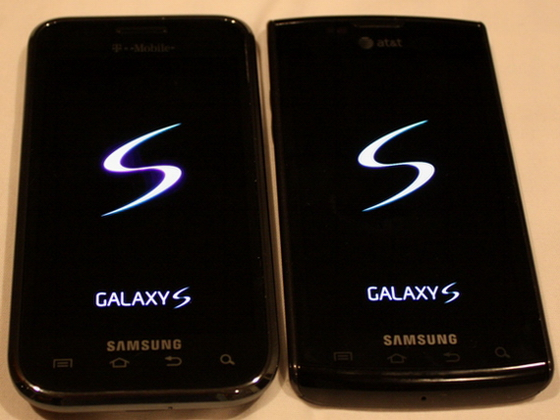 Samsung's Galaxy S and Galaxy S II smartphones top 30 million combined sales