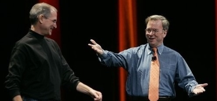 Of all the interviews about Steve Jobs, it was Eric Schmidt's that was perhaps most moving [Video] ...