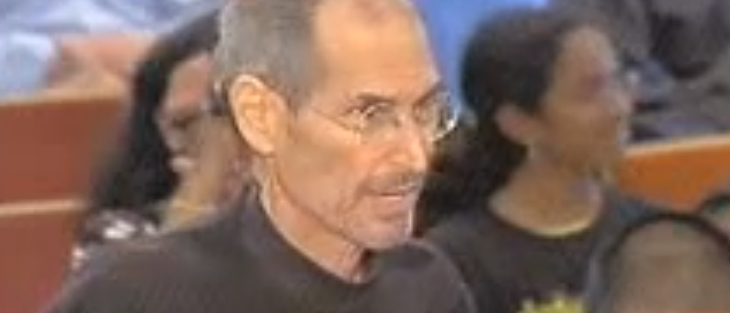 Steve Jobs' Last Public Appearance [Video]