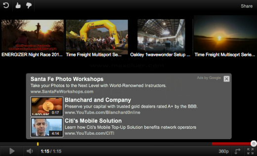Screen Shot 2011 10 13 at 11.13.42 AM 520x316 YouTube is rolling out a new 12 choice pane for related videos