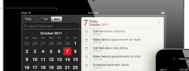 The iPhone 3GS won't get geo-fencing in the Reminders app