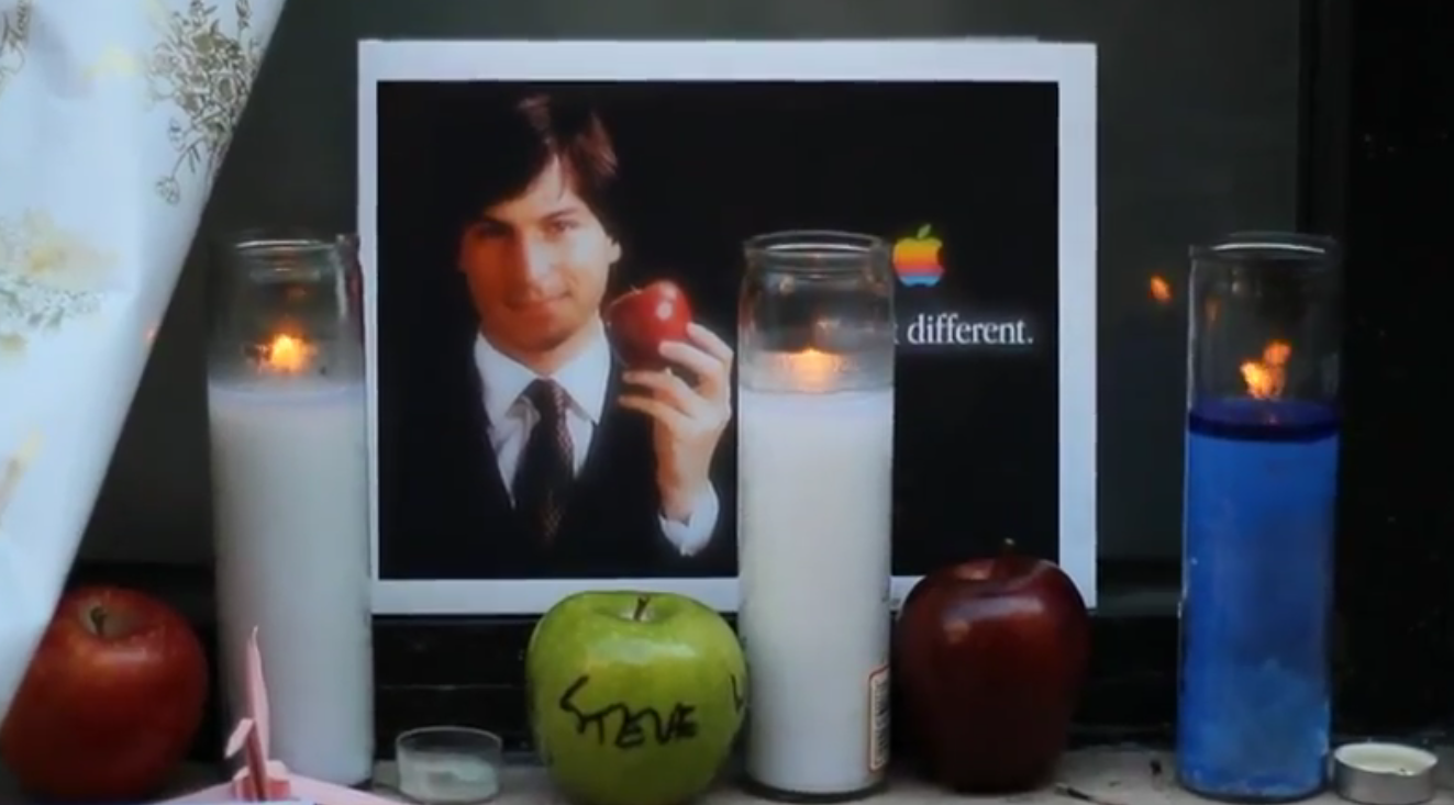 A filmmaker's tribute to Steve Jobs, 4 years in the making