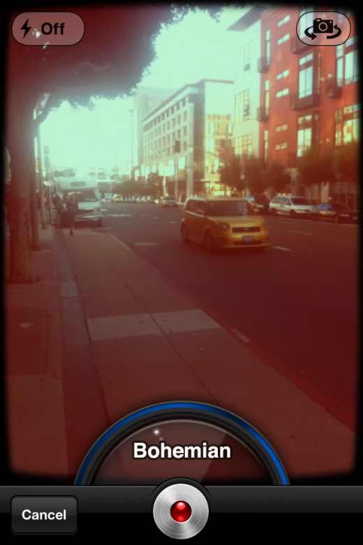Screenshot 1 520x780 Socialcam hits 2M downloads and gets cool live vintage video filters for Android and iPhone