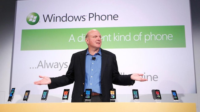 Microsoft reportedly pours £28m into Nokia, Samsung Windows Phone marketing