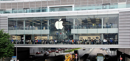 Take a look inside Apple's Hong Kong store, its most expensive ever [video]