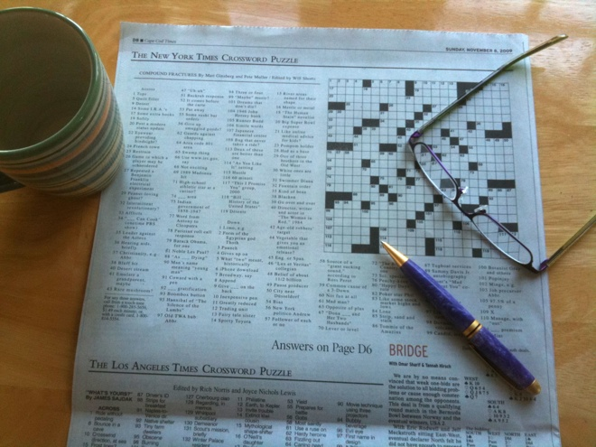 Crossword: Arrow Words shows how crosswords should be played on iOS
