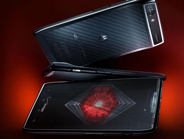 Motorola announces Droid RAZR: 4G LTE, 4.3″ Super AMOLED, 7.1mm thick, Oct. 27th