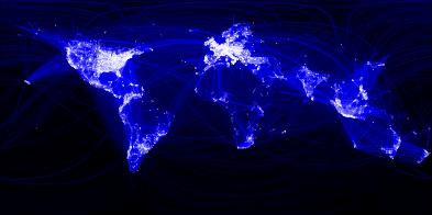 facebook diagram1 The Internet in Africa   still an alien concept