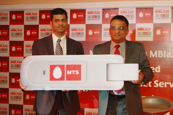 MTS becomes first CDMA carrier to launch international data roaming in India