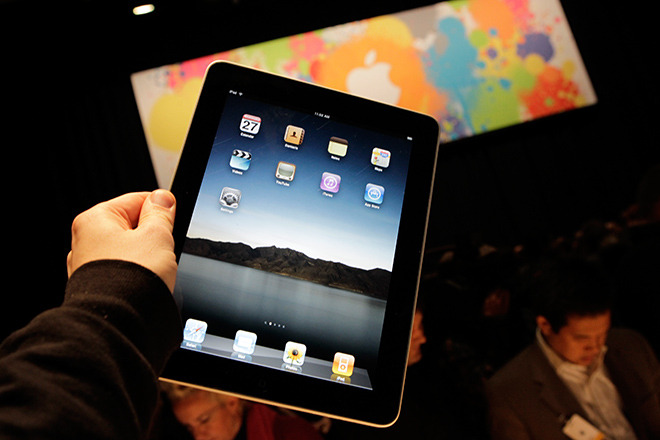 Rumour suggests Apple will unveil thinner, better battery life iPad in March 2012