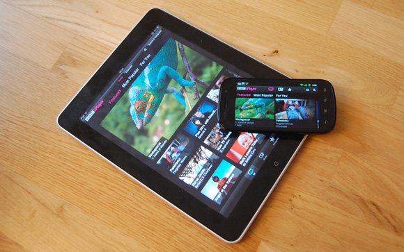 BBC updates its global iPad iPlayer app to include Apple AirPlay support