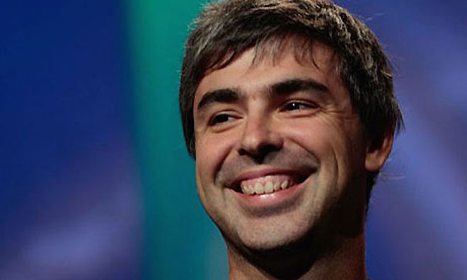 Larry Page passes Mark Zuckerberg as most circled person on Google+