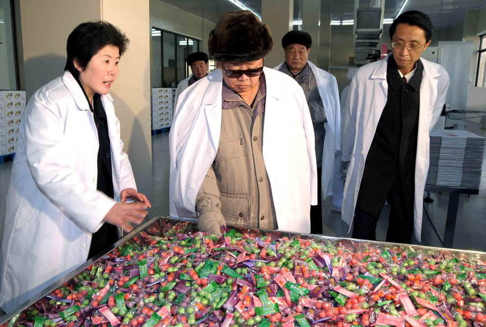 Tumblr Tuesday: The man behind Kim Jong-il Looking at Things