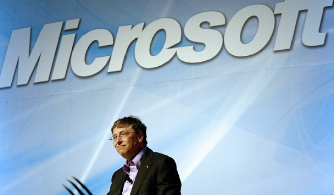 "Microsoft on its patents: Devices ""stand on the shoulders"" of companies like us"