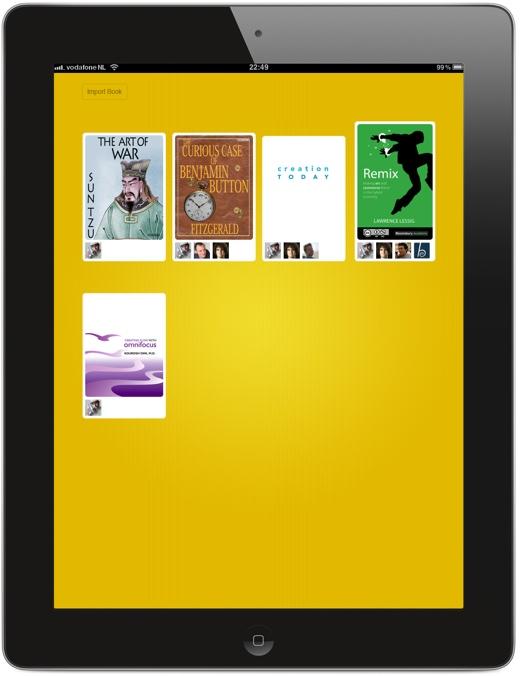 OpenMargin, libra elektronik shoqëror
