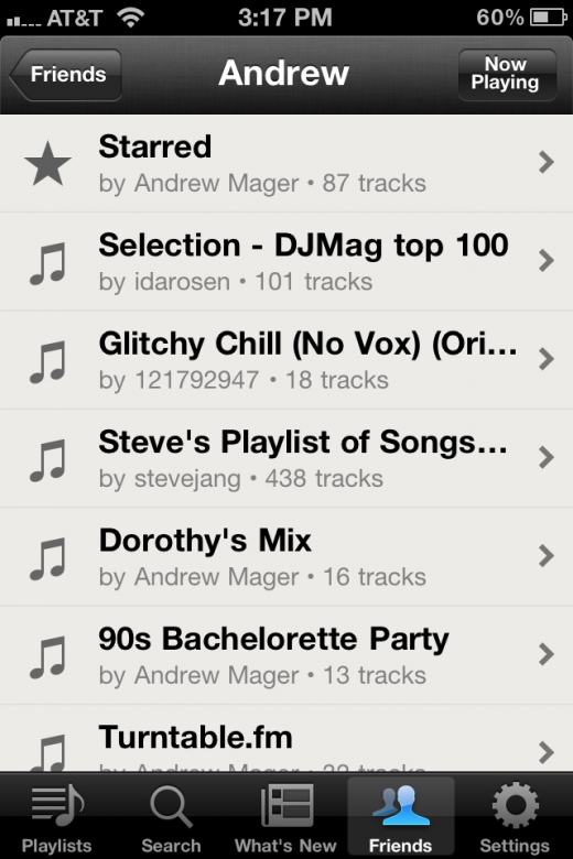 photo 18 520x780 Subscribe to friends playlists with updated Spotify iPhone app