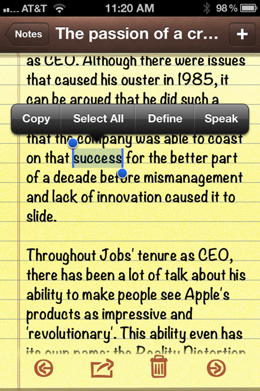 photo 2 5 TNW Review: A complete guide to Apples iOS 5 with iCloud, an OS 14 years in the making