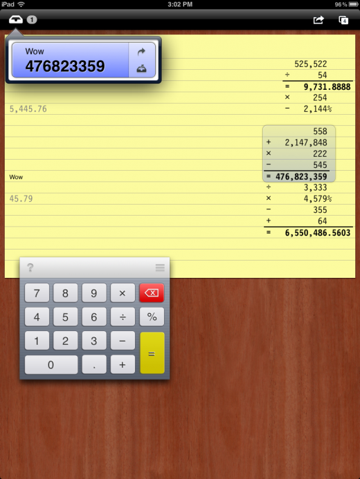 photo 27 520x693 Scalar for iPad makes mathematical calculations simple and beautiful
