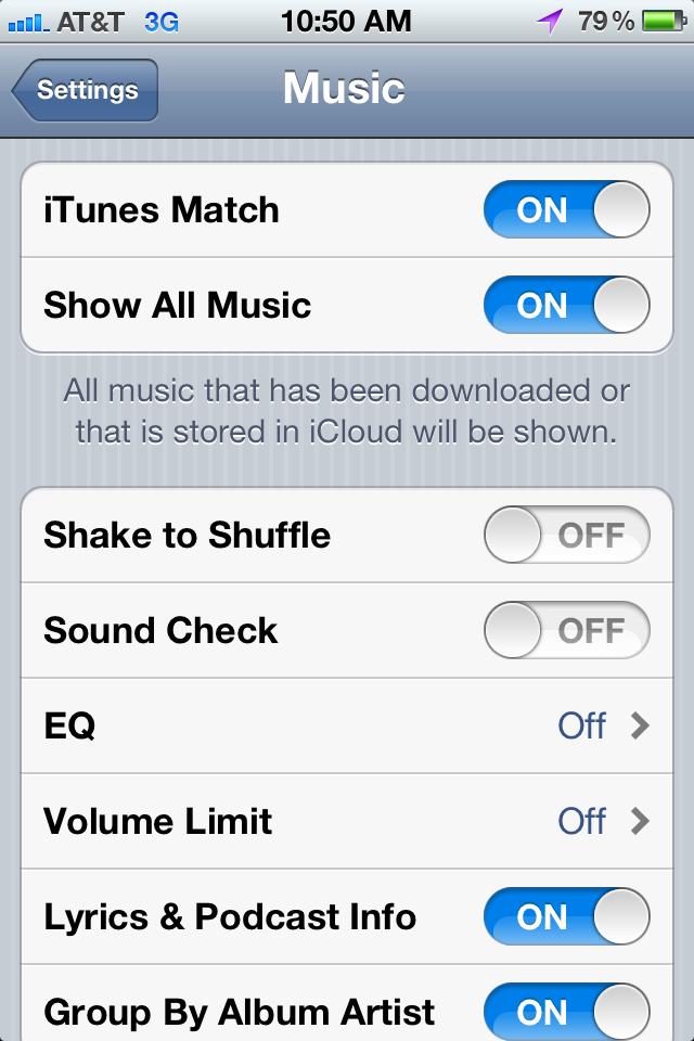 iTunes Match turned back on for developers, heralds imminent