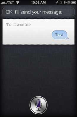 photo 49 Use Siri to update Twitter and Facebook from your iPhone 4S with your voice