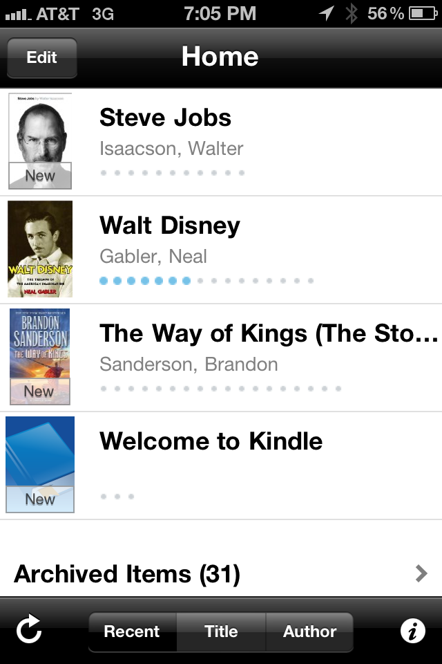 photo21 Kindle users getting theirs hands on Steve Jobs biography NOW
