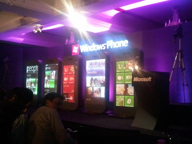 Microsoft launches Marketplace and Windows Phone 7.5 devices in India