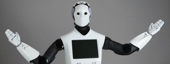 Humanoid robots will be roaming Abu Dhabi's malls next year