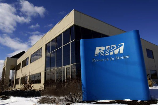 RIM explains BlackBerry outage, but gives no ETA of a fix
