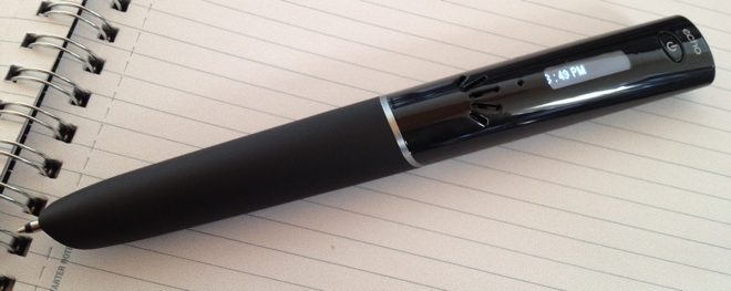 Livescribe's Echo Smartpen drags the humble pen into the 21st Century