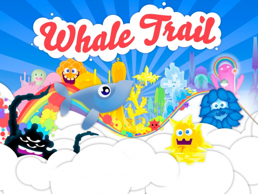 wt 01 520x390 Meet Whale Trail: The Next Smash Hit In iOS Gaming