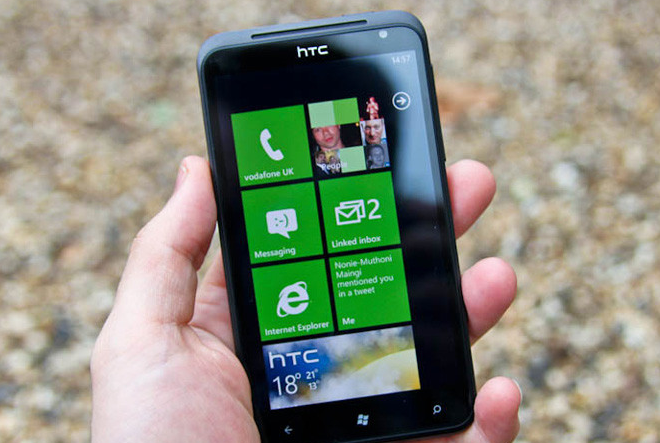 HTC's Titan landing at AT&T on November 20th