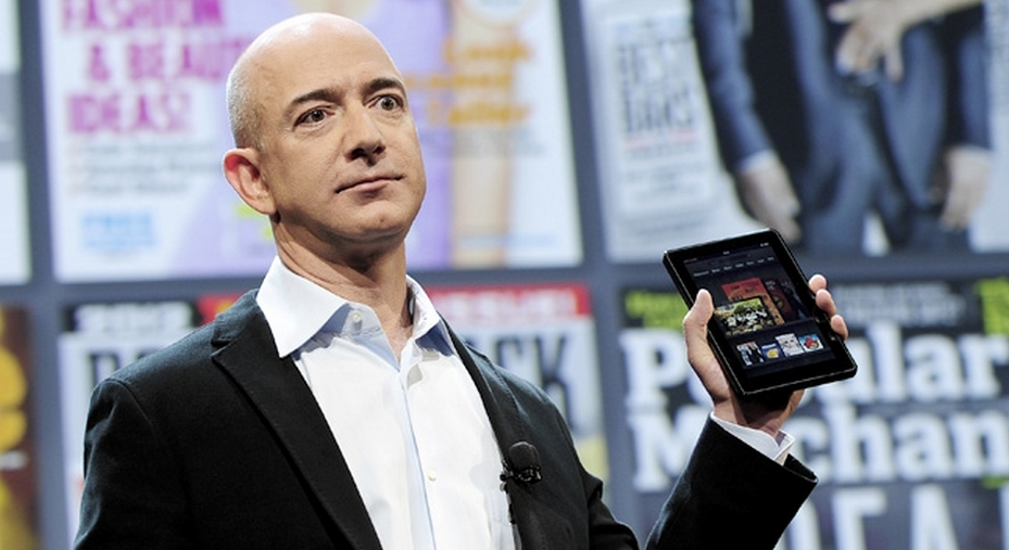 Amazon The Hulking Giant [Infographic]