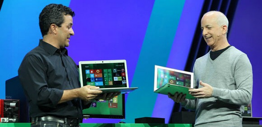 Windows 8 tablets in trouble already? Hardly