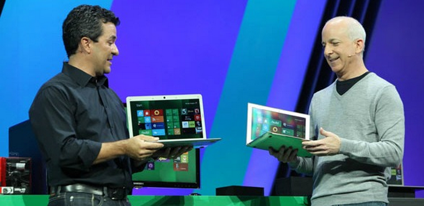 Intel is high on the Windows 8 Kool-Aid