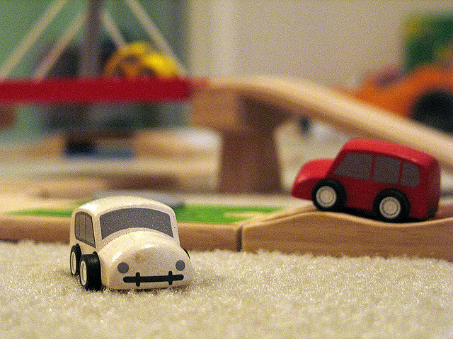 Apparently, even toys use Google Maps with Street View [video]