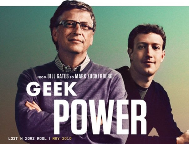 Gates, Zuckerberg, Page and Brin make Forbes' Most Powerful People list