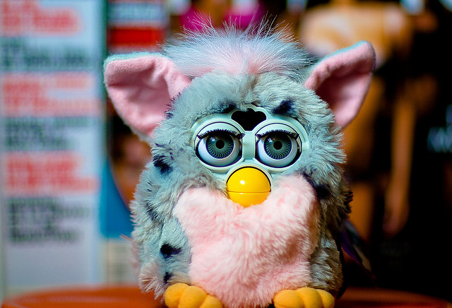 Siri vs. Furby [video]