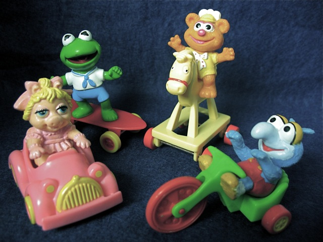 If you love The Muppets, why not tap along to their music?