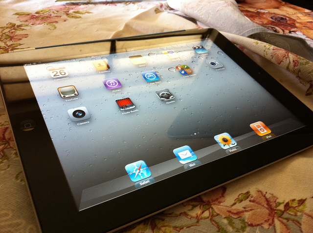 Apple's next-gen iPad reportedly to use new backlight design for HD resolution screen