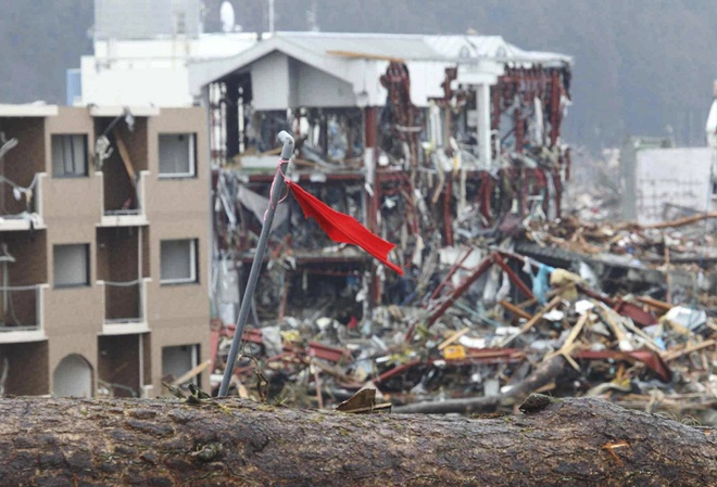 Microsoft VP alleged to have made Japan tsunami comments